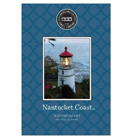 Bridge Water Candle Company BRIDGEWATER NANTUCKET COAST SCENTED ENVELOPE SACHET