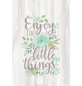 WILLOWBROOK ENJOY THE LITTLE THINGS SCENTED ENVELOPE SACHET