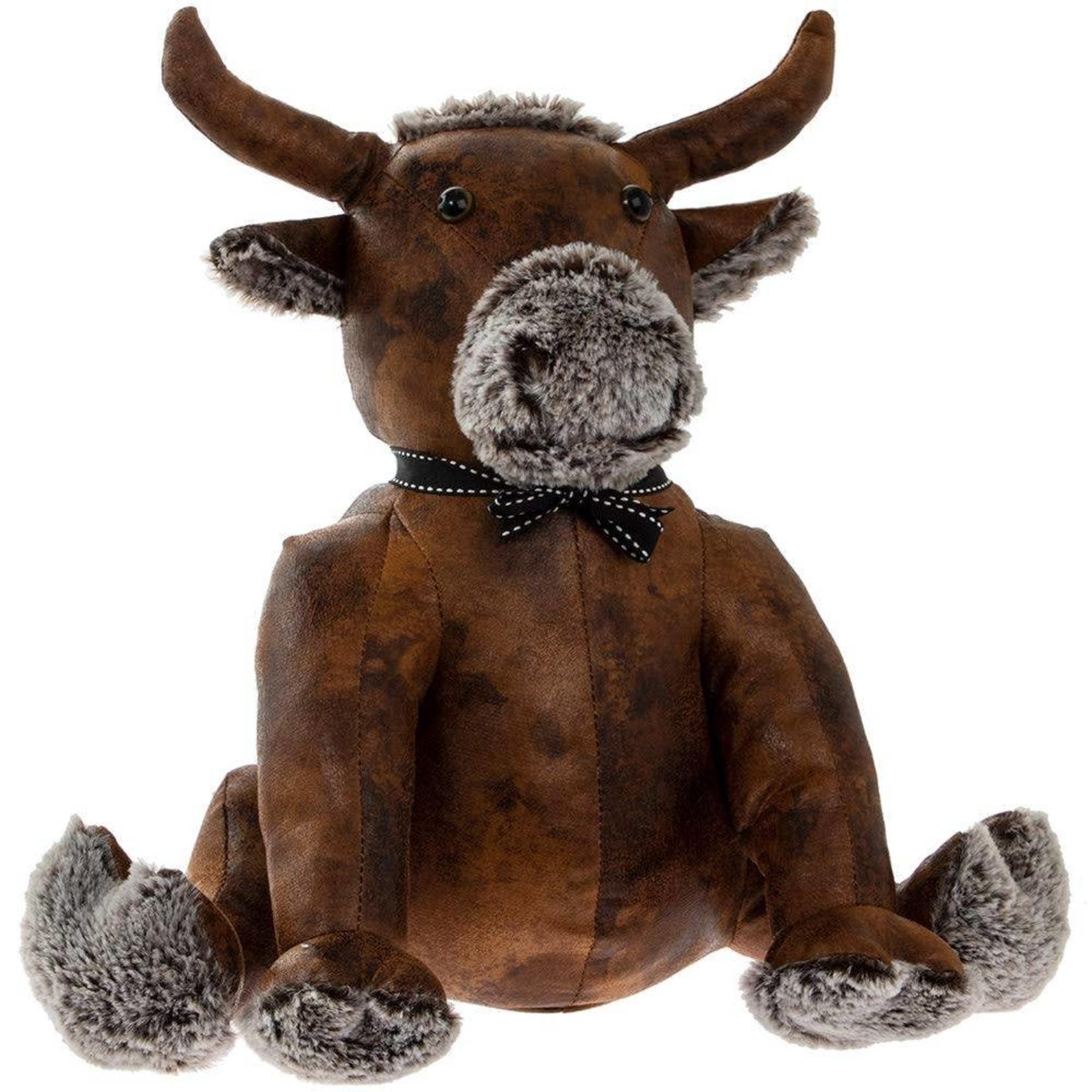 Lesser & Pavey Antique Pal Draught Extruder Bull