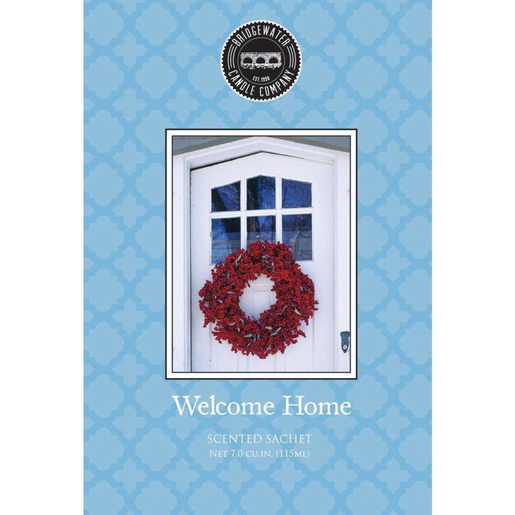 Bridge Water Candle Company BRIDGEWATER WELCOME HOME SCENTED ENVELOPE SACHET