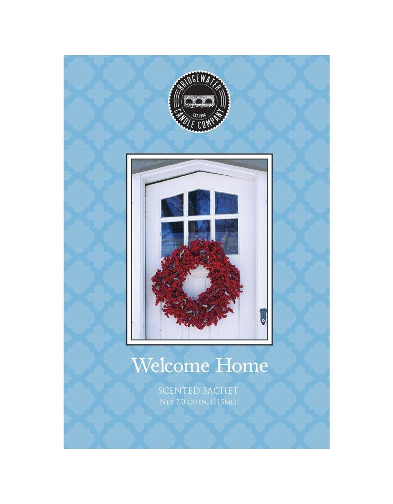 BRIDGEWATER WELCOME HOME SCENTED ENVELOPE SACHET