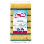 SORBO 6PK LARGE TRADITIONAL SPONGE SCOURERS