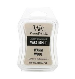 Woodwick WOODWICK WARM WOOL - MINI WAX MELT