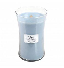 Woodwick WOODWICK SOFT CHAMBRAY - LARGE