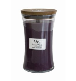 Woodwick WOODWICK SPICED BLACKBERRY LARGE CANDLE