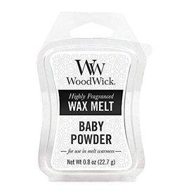 Woodwick WOODWICK WW BABY POWDER MINI WAX MELT