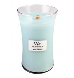 Woodwick WOODWICK PURE COMFORT LARGE CANDLE