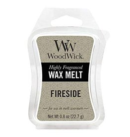 Woodwick WOODWICK WW FIRESIDE MINI WAX MELT