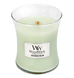 Woodwick WOODWICK CUCUMBER MELON - HOURGLASS MEDIUM