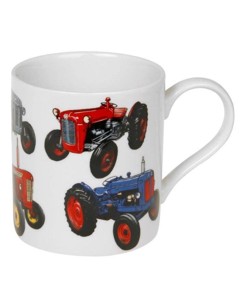 Classic Tractors Fine China Mug Boxed