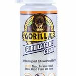 Gorilla GORILLA CLEAR SUPER GLUE 170ML