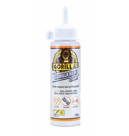 Gorilla GORILLA CLEAR SUPER GLUE 170ML (DELIST)