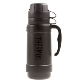 Thermos THERMOS 1.0LT FLASK WITH SOFT GRIP HANDLE