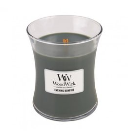 Woodwick WOODWICK EVENING BONFIRE MEDIUM JAR