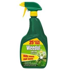 Weedol WEEDOL GUN! LAWN WEEDKILLER 1L