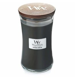 Woodwick WOODWICK EVENING BONFIRE LARGE JAR