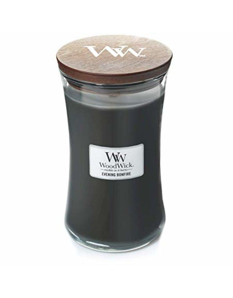 Woodwick WOODWICK EVENING BONFIRE LARGE JAR