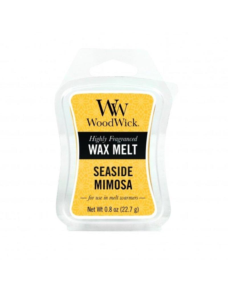 Woodwick WOODWICK SEASIDE MIMOSA MINI WAX MELT