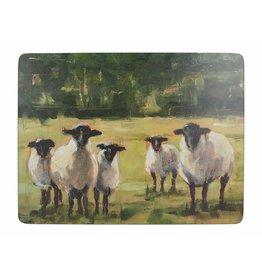 Creative Tops CREATIVE TOPS PREMIUM SHEEP PACK OF 6 STANDARD MATS