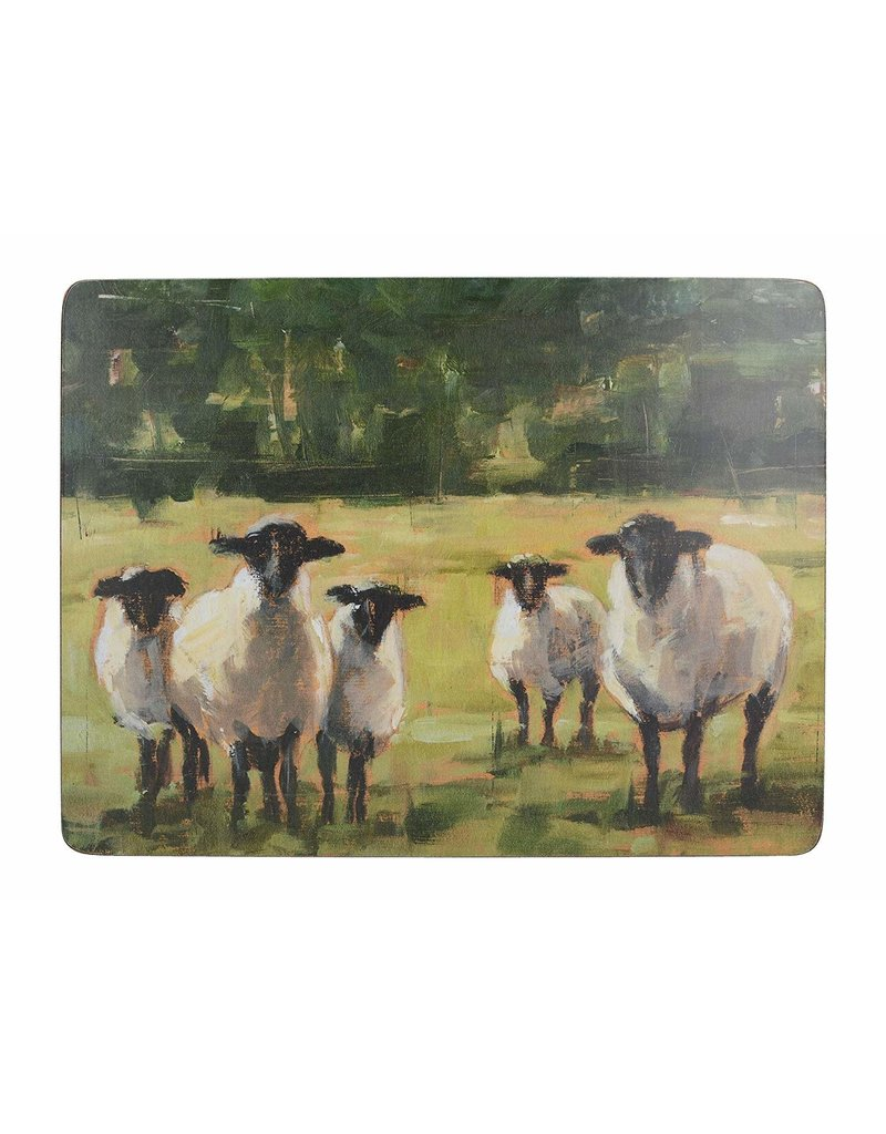 CREATIVE TOPS PREMIUM SHEEP PACK OF 6 STANDARD MATS