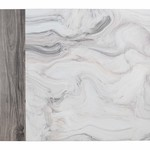Kitchen Craft CREATIVE TOPS MARBLE PACK OF 6 MATS