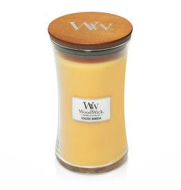 Woodwick WOODWICK SEASIDE MIMOSA LARGE JAR
