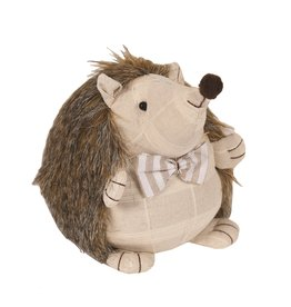 Hedgehog Doorstop 20cm