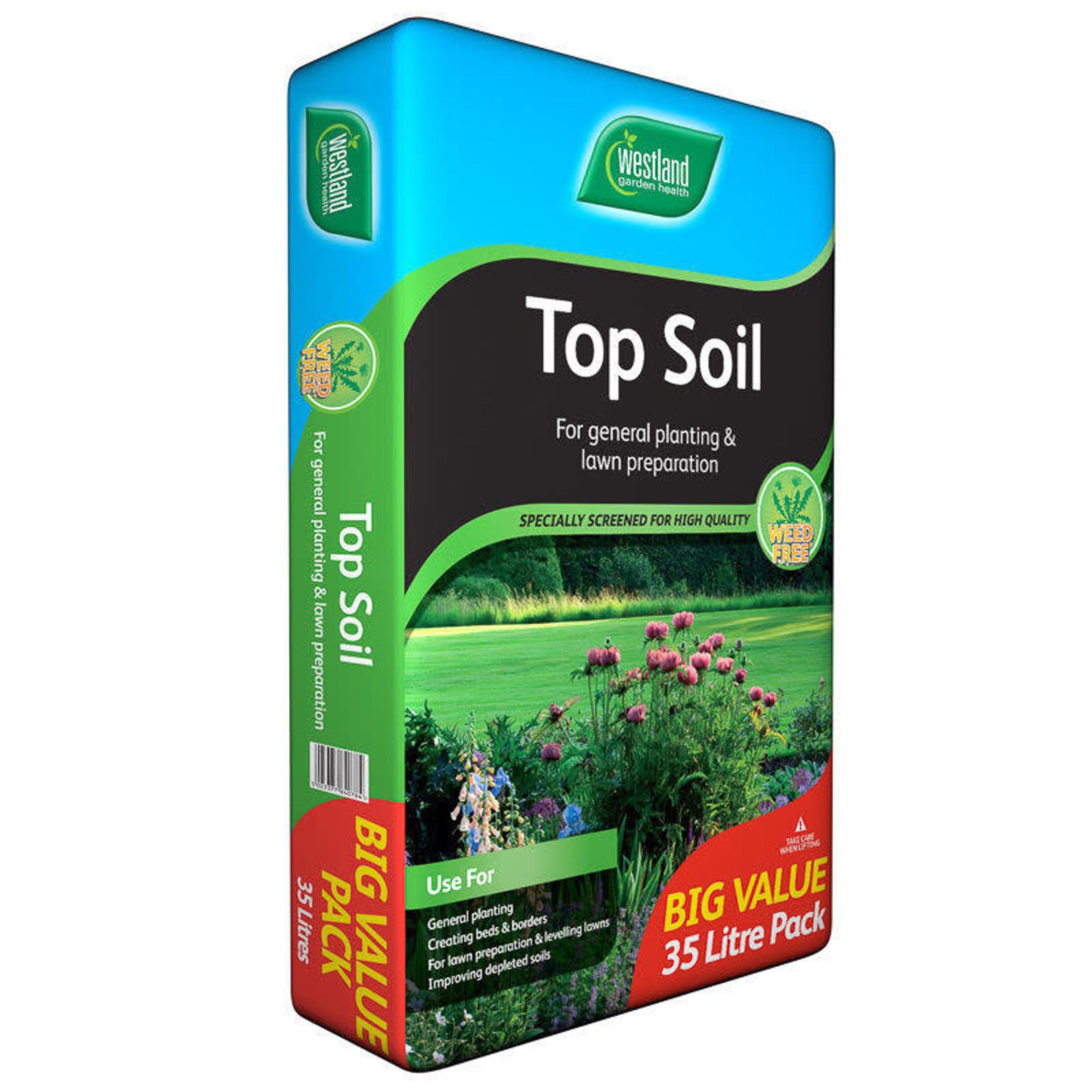 Westland Westland Top Soil (Big Value Bag) 35L