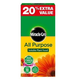 Miracle-Gro MIRACLE-GRO ALL PUR PLANT FOOD 1KG+20% FREE