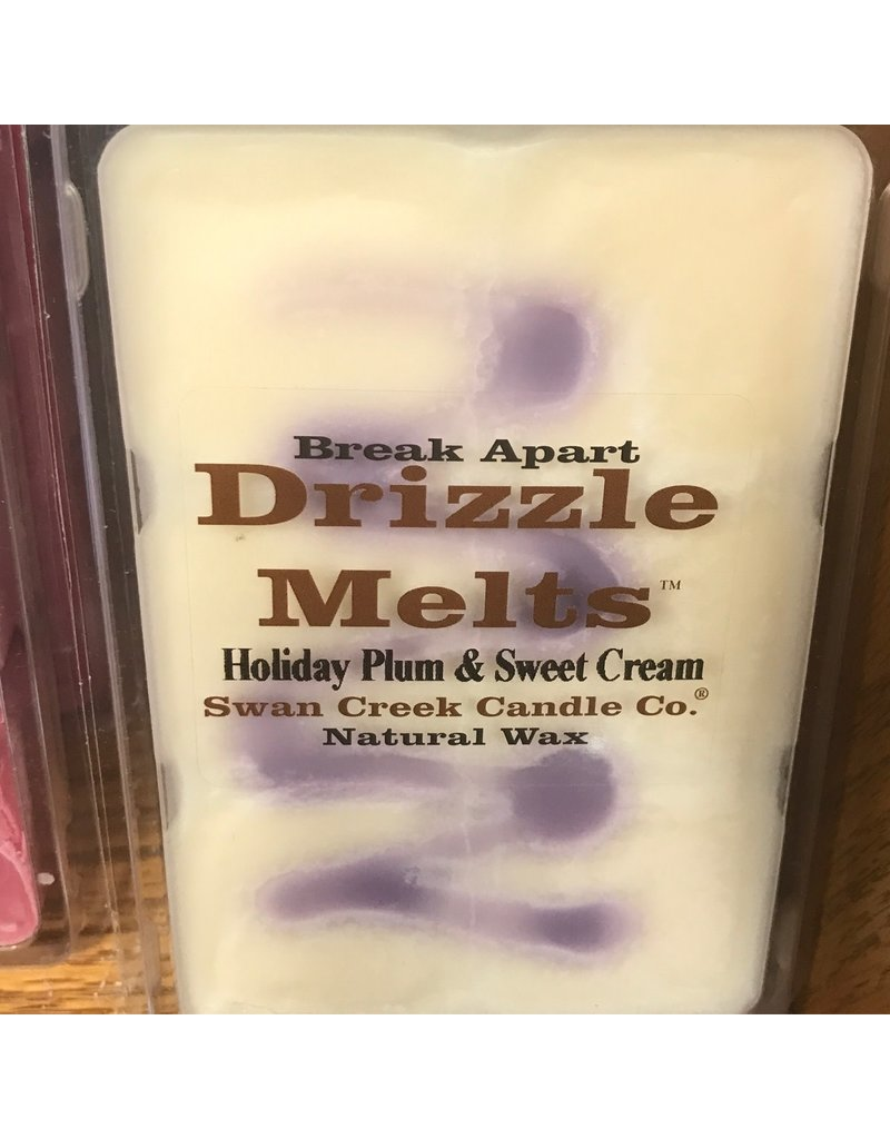 Swan Creek Swan Creek Drizzle Melt Holiday Plum and Sweet Cream