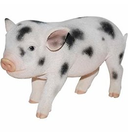 Vivid Arts VIVID ARTS PET PAL PIG BLACK SPOTS