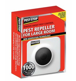 Pest Stop PEST STOP INDOOR REPELLER - ONE ROOM