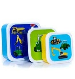 Tractor Ted Snack Pots Digger Design