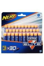 NERF N-STRIKE ELITE 30 PACK DARTS AGE 8+