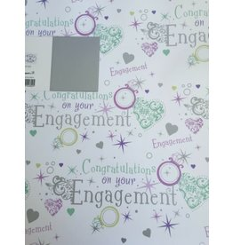 GIFT WRAP ENGAGEMENT