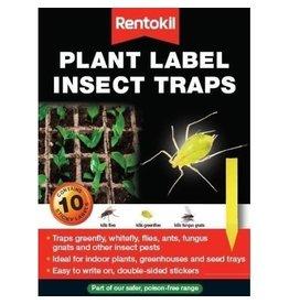 Rentokil RENTOKIL PLANT LABEL INSECT TRAPS