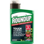 Scotts ROUNDUP ULTRA TOUGH WEEDKILLER SUPER CONCENTRATE 1L