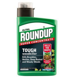 ROUNDUP ULTRA TOUGH WEEDKILLER SUPER CONCENTRATE 1L