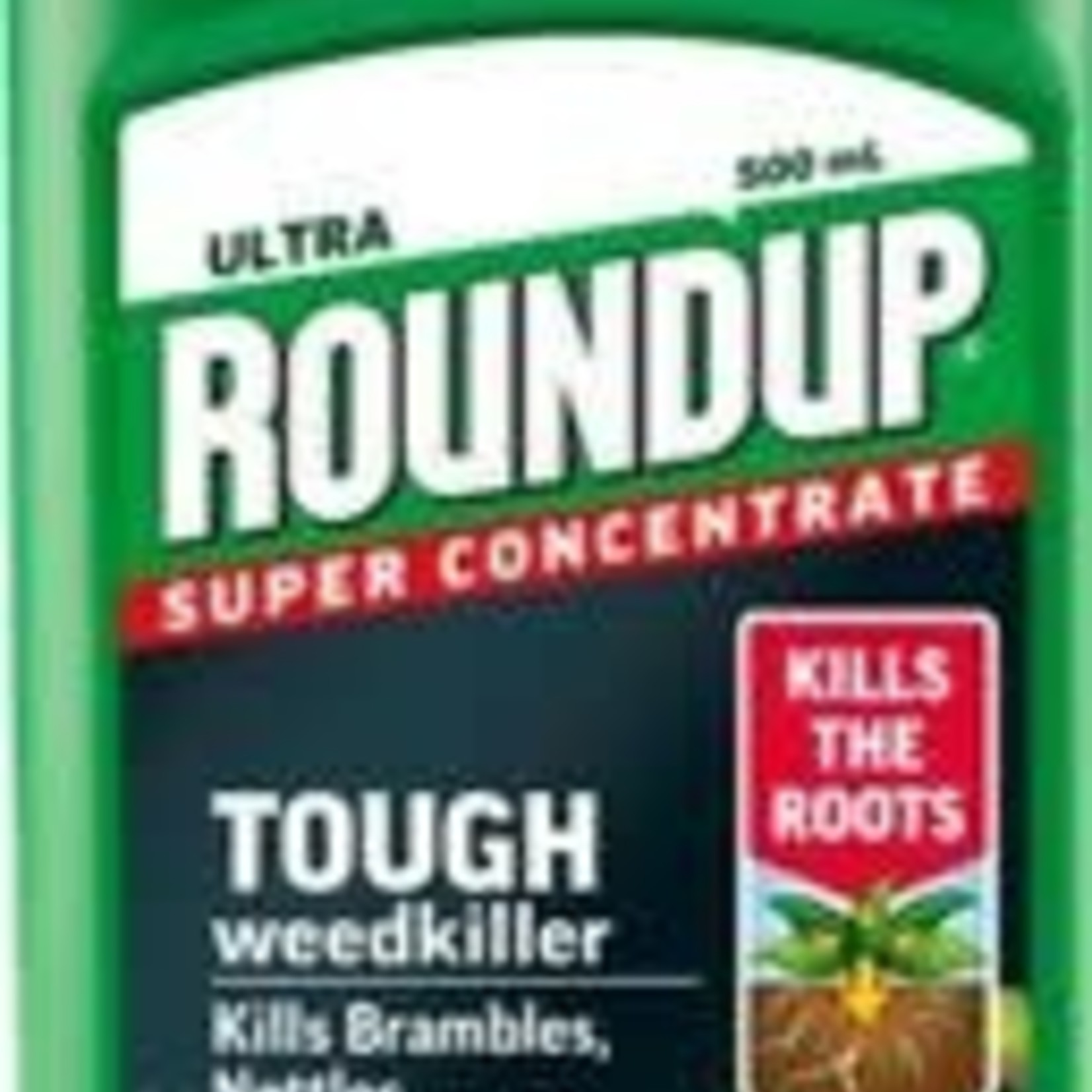 Scotts ROUNDUP WEEDKILLER SUPER CONCENTRATE 500ML