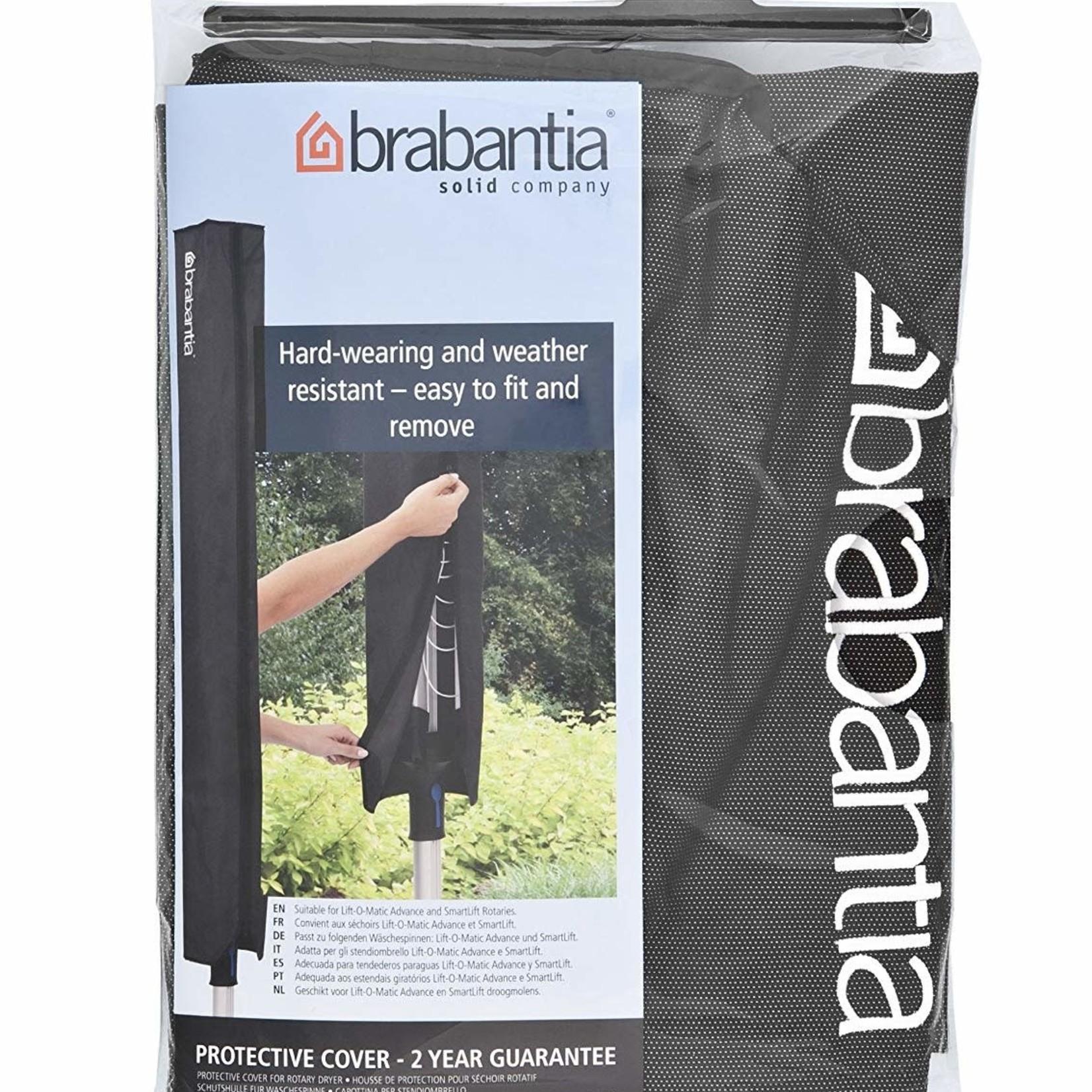 Brabantia BRABANTIA PREMIUM - BLACK ROTARY COVER FOR LIFT O MATIC 16X16X160