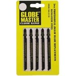GLOBE MASTER No 5170 Jigsaw Blades