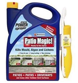 PATIO MAGIC PATIO CLEANER 5L RTU