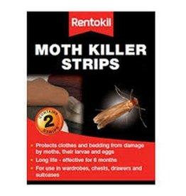 Rentokil RENTOKIL MOTH KILLER STRIPS 2'S