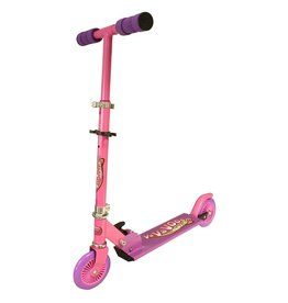 Ozbozz Nebulus Va Va Voom Folding Scooter - Pink