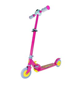 Ozbozz Speedy Folding Scooter (Pink)