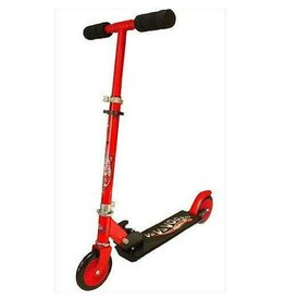 Ozbozz Nebulus Va Va Voom Folding Scooter RED Folding Design SV10236