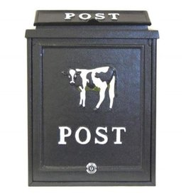 INGLENOOK POST34 COW POST MAIL BOX