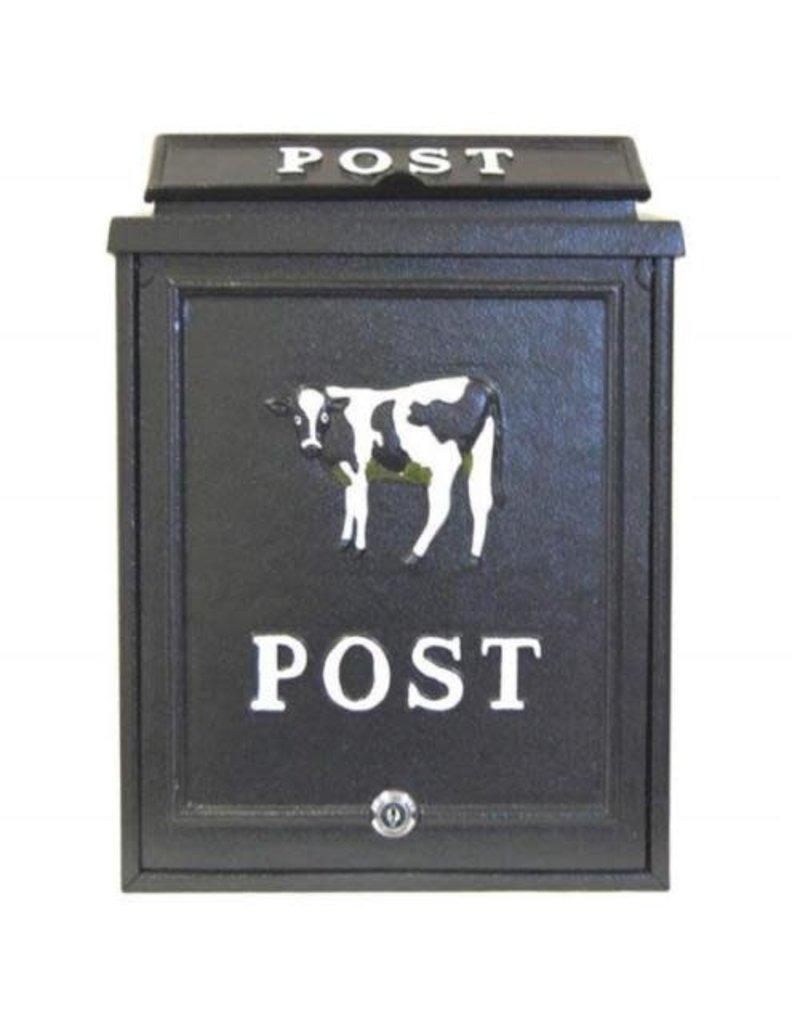 INGLENOOK POST34 COW POST MAIL BOX
