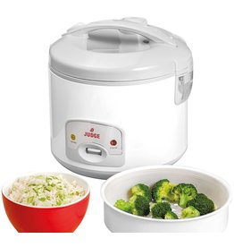 Judge Judge Automatic Family Rice Cooker With Steamer Tray