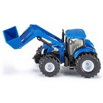 Siku 1:50 NEW HOLLAND TRACTOR WITH FRONT LOADER